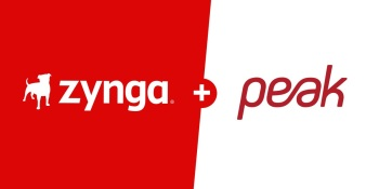 Zynga paid $1.8 billion to acquire Peak Games in Turkey.