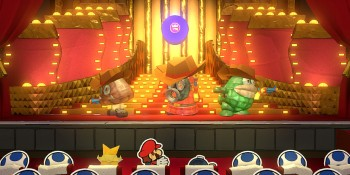 Paper Mario: The Origami King review — Lovable despite the flaws