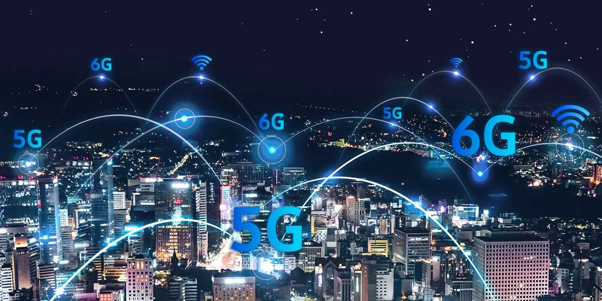 5G and 6G networks