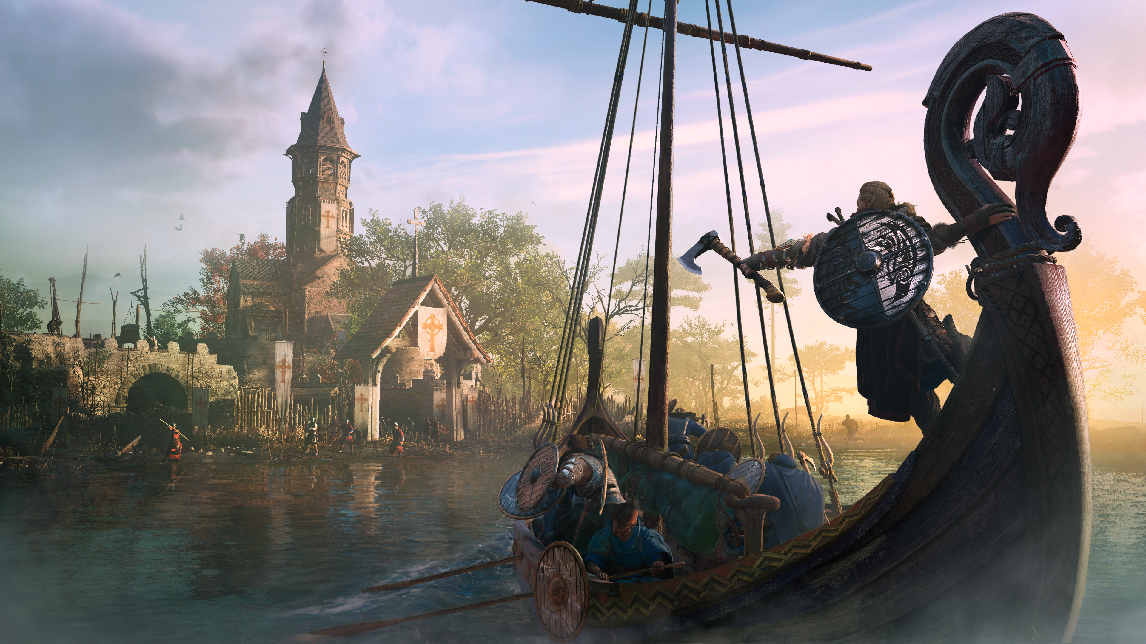 Assassin's Creed: Valhalla preview -- Just add vikings | VentureBeat