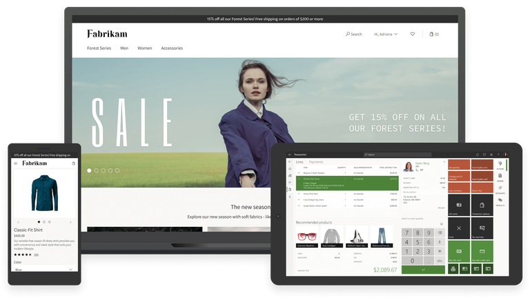 Microsoft Dynamics 365 Connected Store