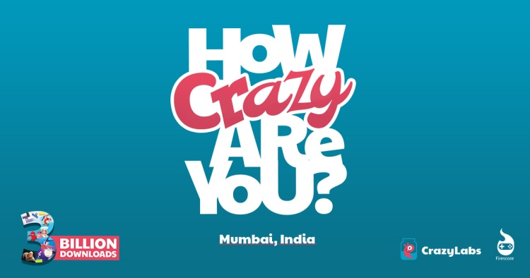 Crazy Labs is starting CrazyHubs in India.
