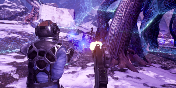 Frostpoint is a VR multiplayer shooter and InXile's last non-Microsoft project