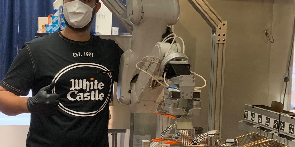 White Castle Miso Robotics