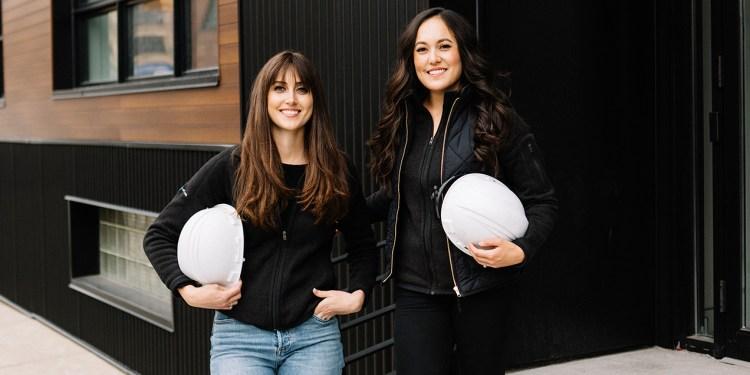 Brigit cofounders Mallorie Brodie and Lauren Lake