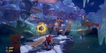 Crash Bandicoot 4: It's About Time hands-on — Time to get excited
