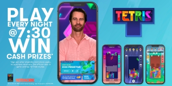 Tetris Primetime gives the classic some game show fun on mobile