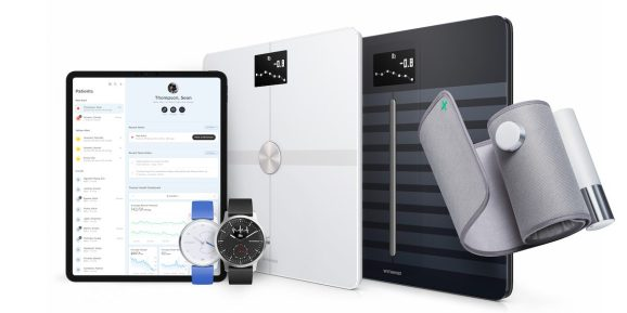 Withings raises $60 million to develop connected health services for companies