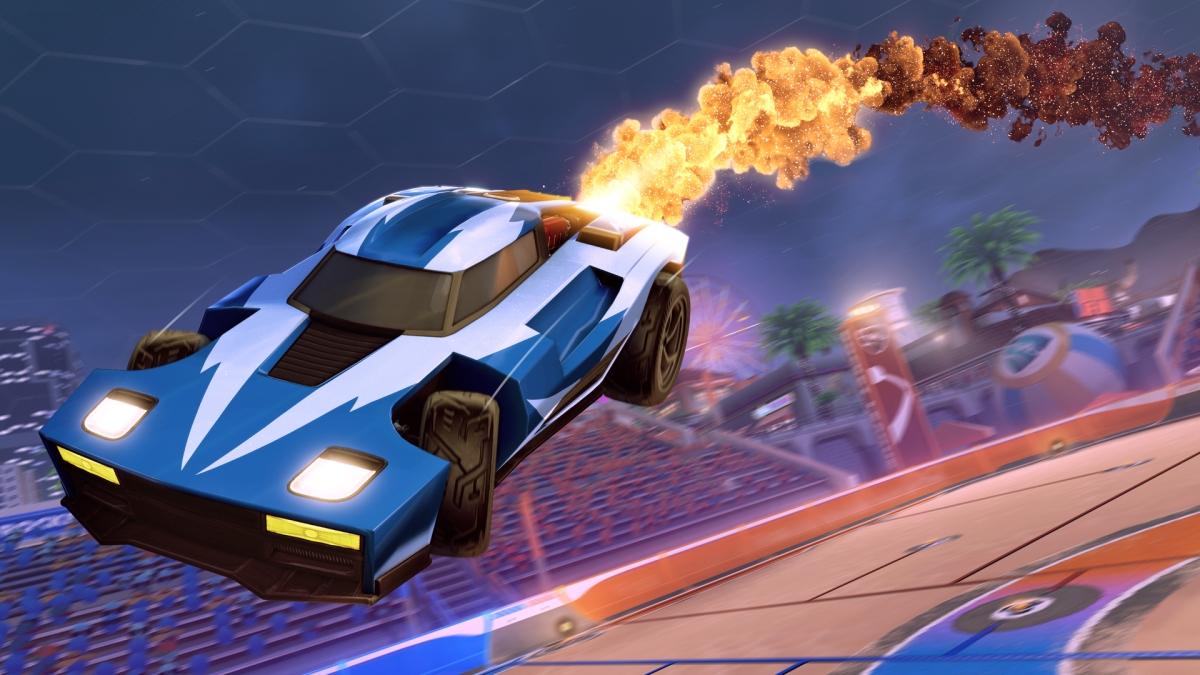Rocket League details how cross-platform progression will work - venture beat