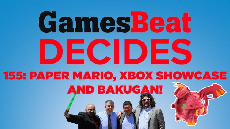 GamesBeat Decides 155.