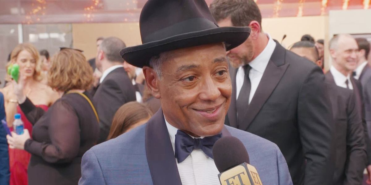 Giancarlo Esposito said he's working on a big game.