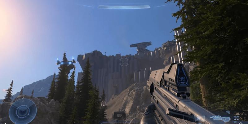Jogabilidade do Halo Infinite