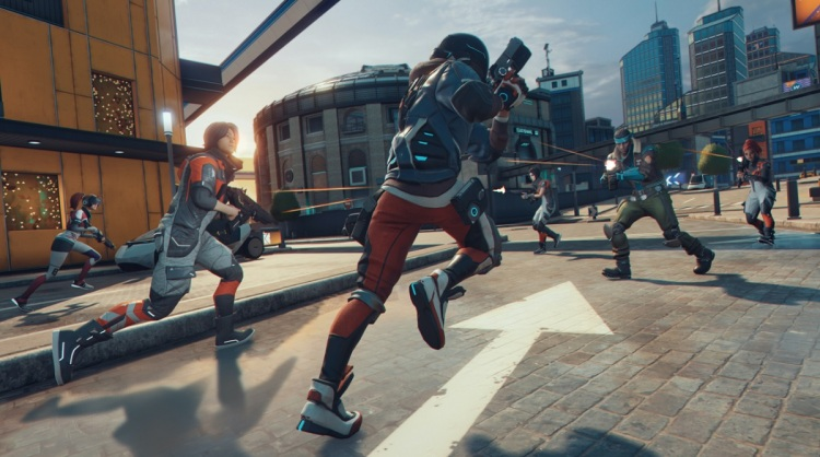 Hyper Scape is the new 100-player battle royale from Ubisoft.