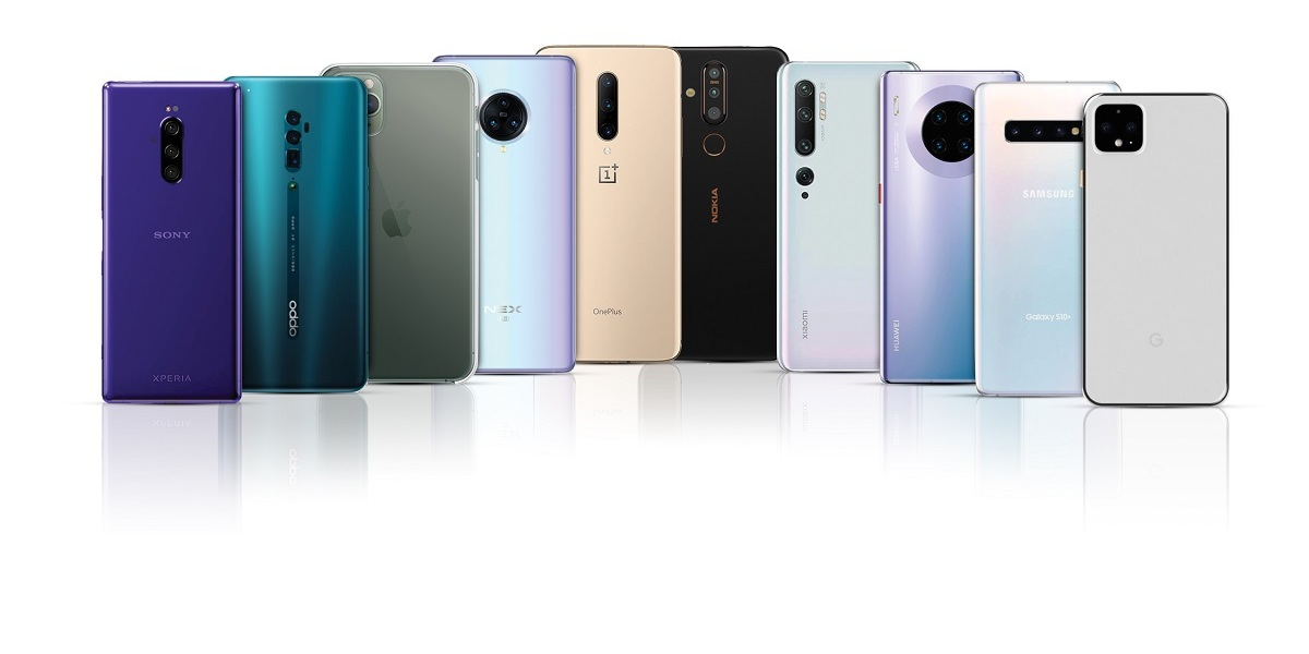 Immervision's Montage tech powers smartphone cameras.