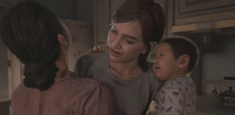 This life wasn't enough for Ellie in The Last of Us Part II.