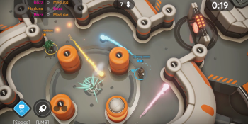 Stadia's Outcasters looks like a next-generation .io-style shooter