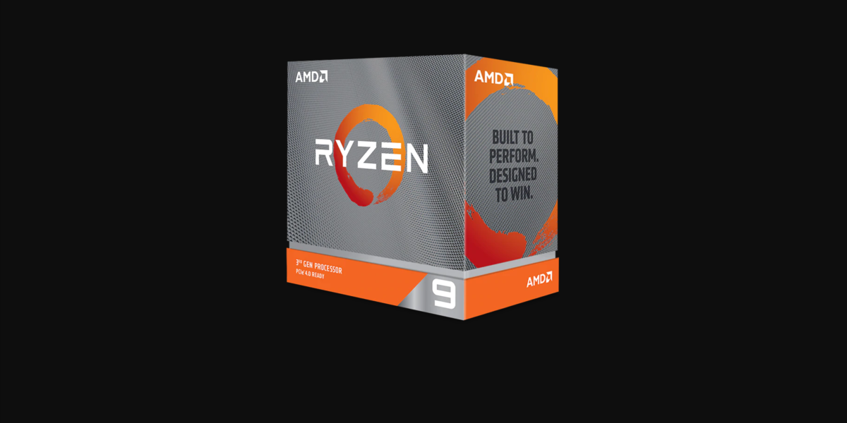 The Ryzen 9 3900XT
