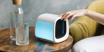 Beat the heat this summer with this deal on a portable air conditioner