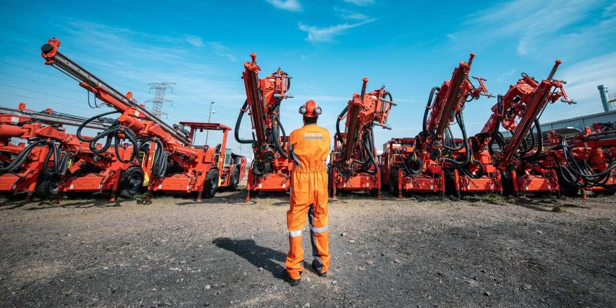 Sandvik picks Nokia 5G networking gear to automate underground mining