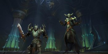 Shadowlands looks to move World of Warcraft forward by learning from its past