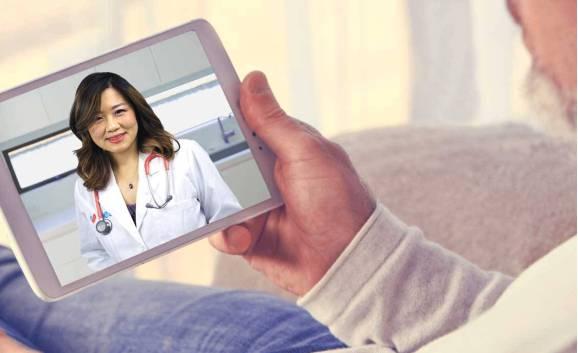 Heal telehealth consultation