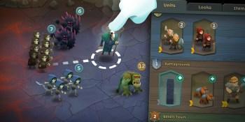 Traplight launches Battle Legion mobile game and raises $9 million