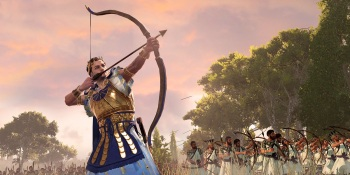 Total War Saga: Troy interview — How Creative Assembly made the game bigger than Troy's battle