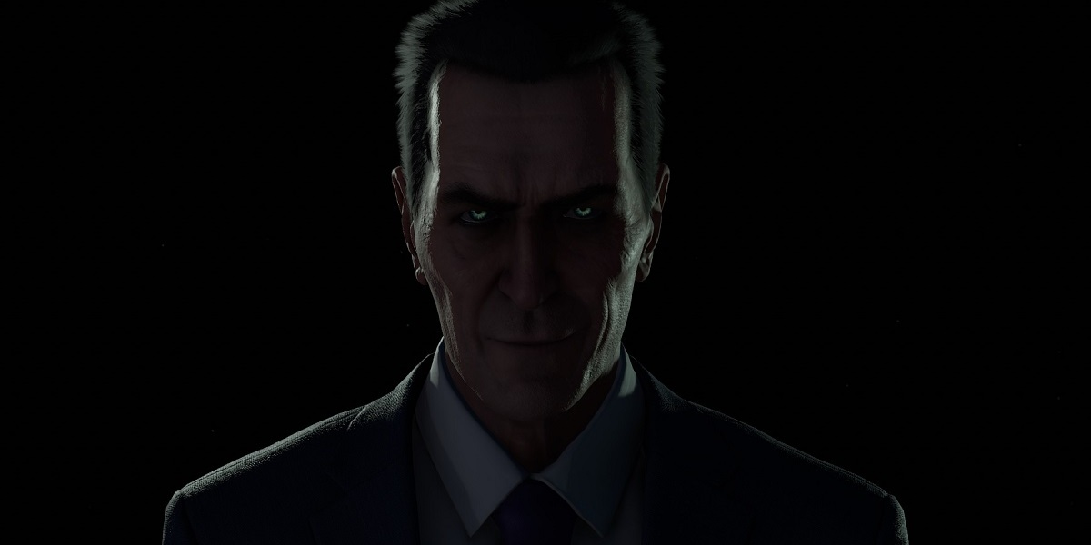 The G-Man of the Half-Life series.