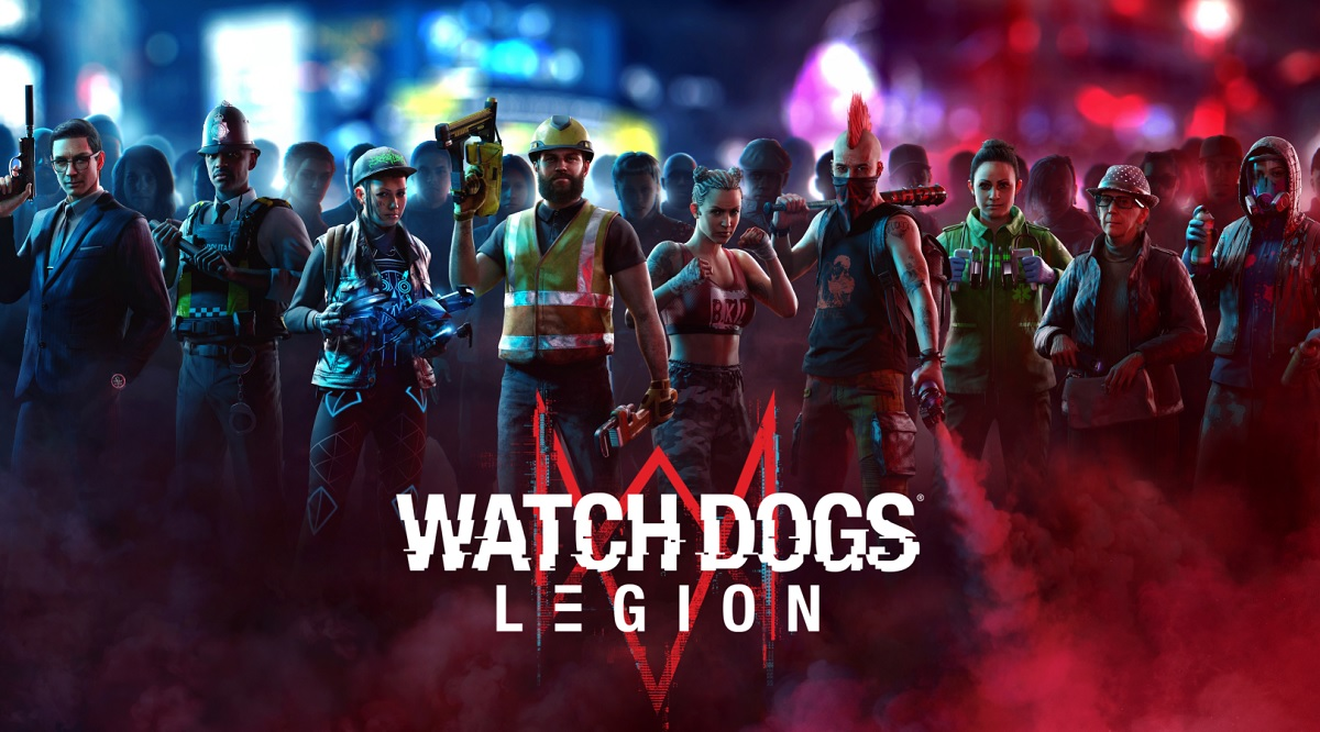 Watch Dogs: Legion preview -- Hacking new energy into the series |  VentureBeat