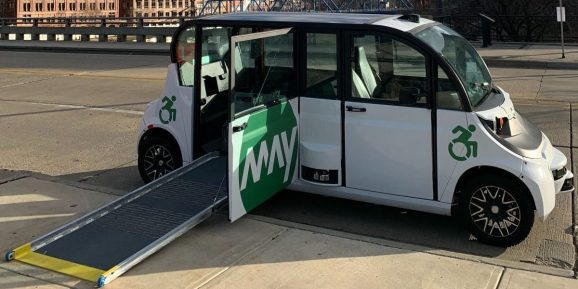 May Mobilit y wheelchair access