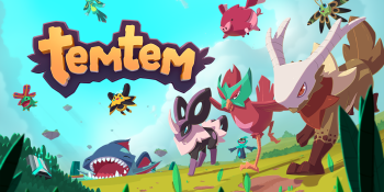 Temtem will bring its Pokémon-inspired MMO to PlayStation 5
