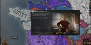 Crusader Kings III review-in-progress — King me