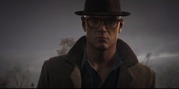 Hitman 3's Agatha Christie-style trailer is everything I want