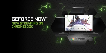 GeForce Now cloud gaming launches on Chromebooks