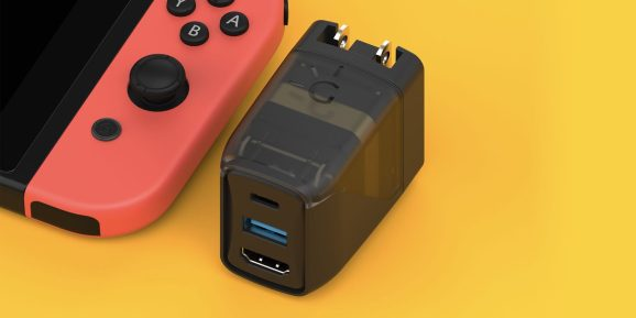 The Genki Covert Dock for Nintendo Switch and more.