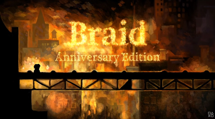 Braid: Anniversary Edition.