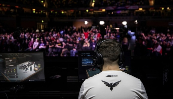 This year's London weekend of the Call of Duty League took place before the pandemic.