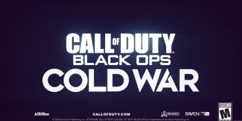 Activision confirms Call of Duty: Black Ops Cold War reveal coming August 26