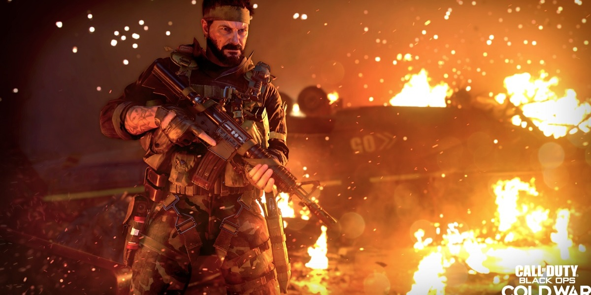 Frank Woods in Call of Duty: Black Ops Cold War.
