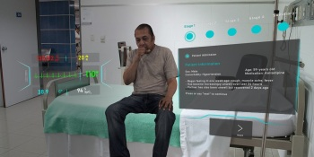 This HoloLens 2 app is helping doctors learn how to ID coronavirus