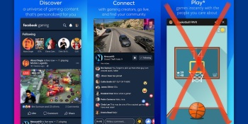 Facebook Gaming app debuts amid fight with Apple over instant games