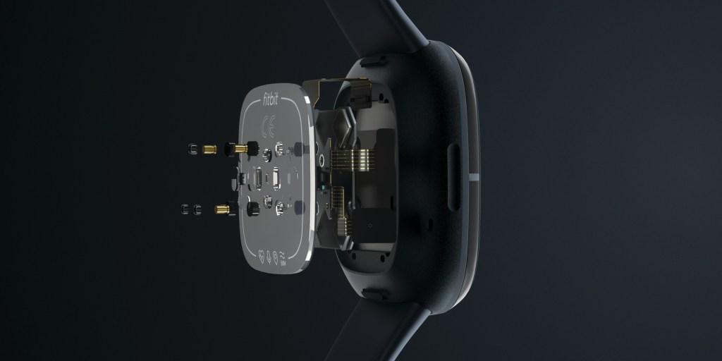 Fitbit Sense sensors