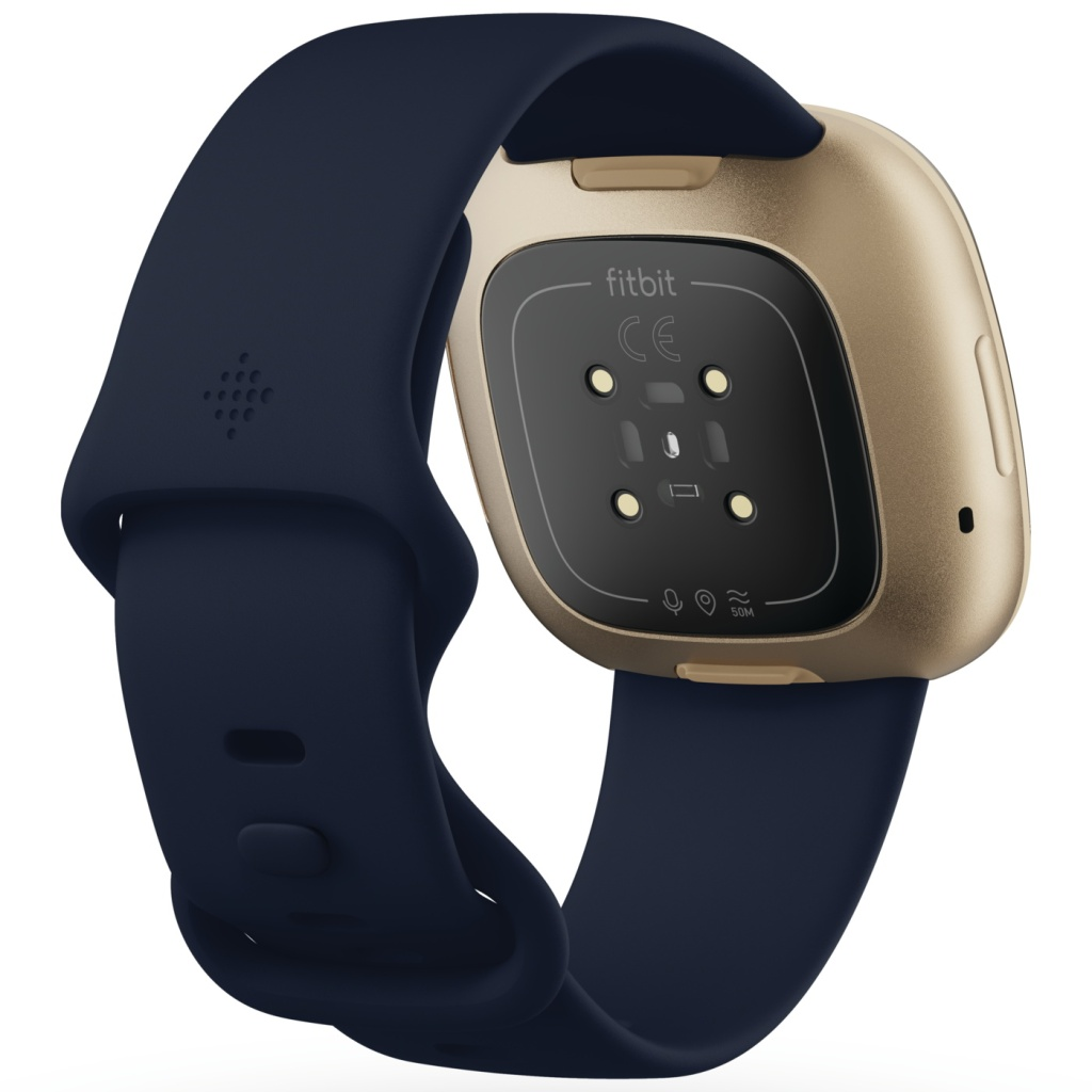 Fitbit Versa 3 back