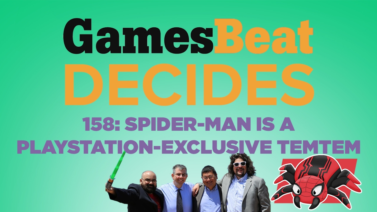 GamesBeat Decides 158: Fall Guys, Nintendo financials, and Suicide Squad - venture beat