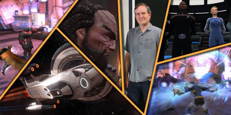 Star Trek Online is one of Cryptic Studios' best MMORPGs.