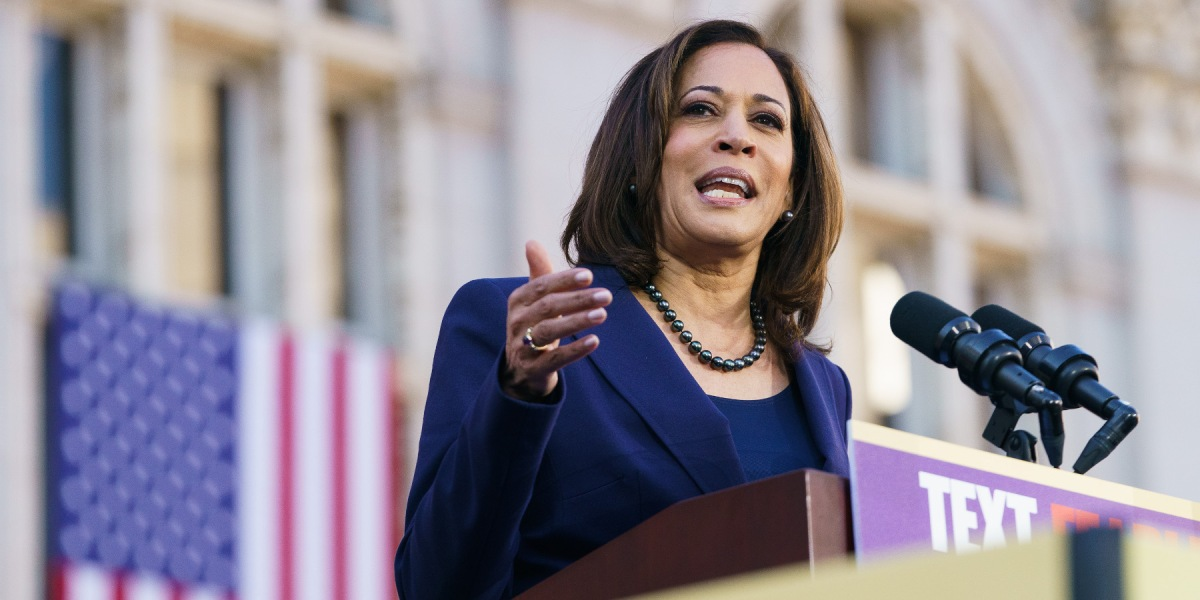 What Kamala Harris' record says about major AI policy issues - venture beat