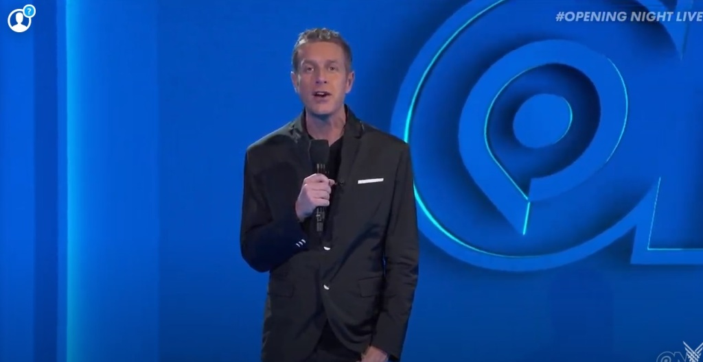 Geoff Keighley on Opening Night Live at Gamescom.