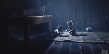 Little Nightmares II is coming on February 11 with big creepy things that scare little creepy things