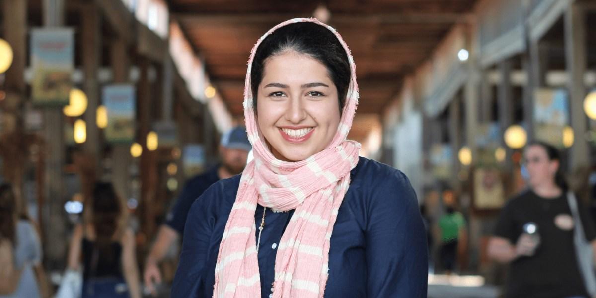 UC Berkeley associate professor Niloufar Salehi