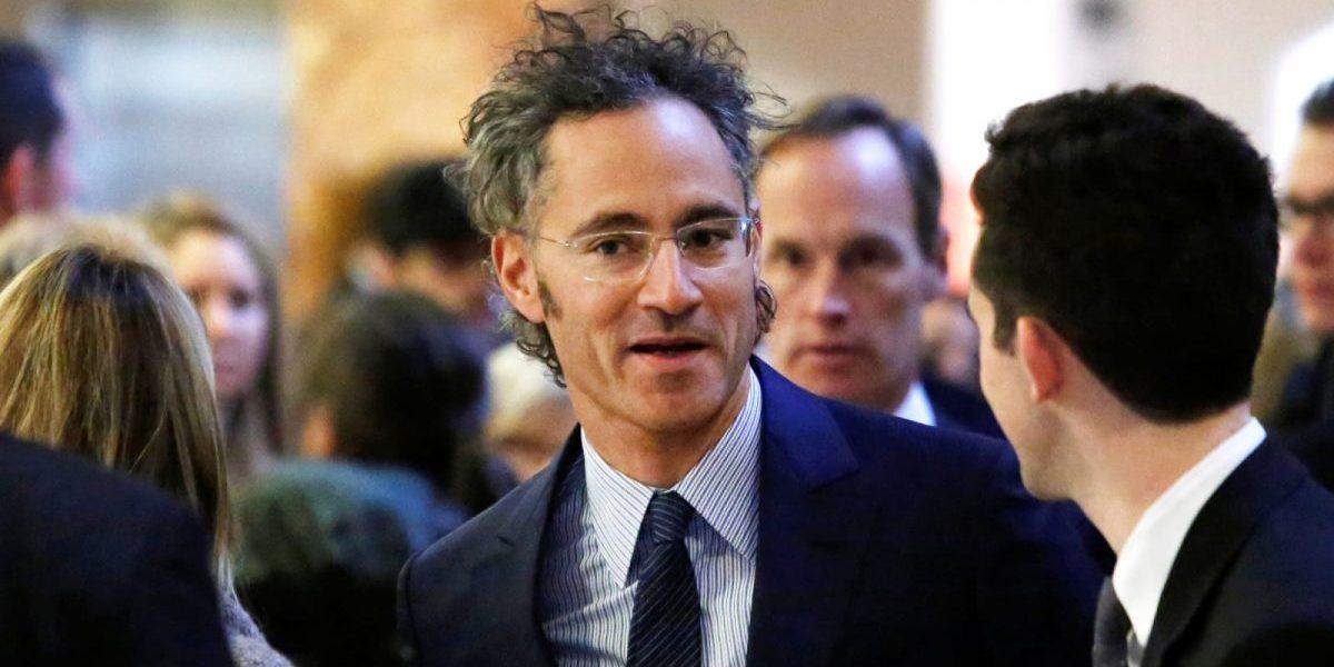 Palantir Technologies CEO Alex Karp